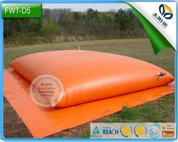 WLY pillow TPU Water Bladder for emergency water storage