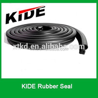 Hot sale EPDM gasket rubber parts automotive door seal made in China