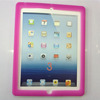 Plain silicon cover for ipad 3 case