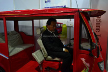 Have design skills supplier electric solar tricycle for passenger