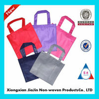 China wholesale blank non woven shopping bags