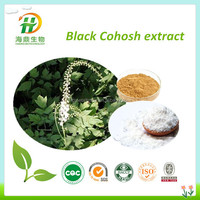 Nature Black Cohosh Extract 2%-15% Triterpenes