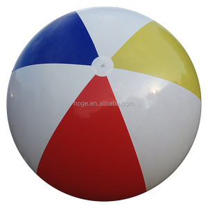 36 inch giant inflatable water ball for promotional ( blue ,green .red ,white )