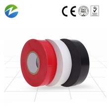 pvc warning adhesive tape pvc film for electrical tape