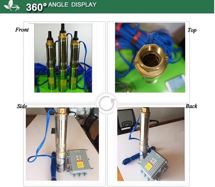 Bombas de agua solares para pozos profundos bomba - Bombas de agua para pozos ...