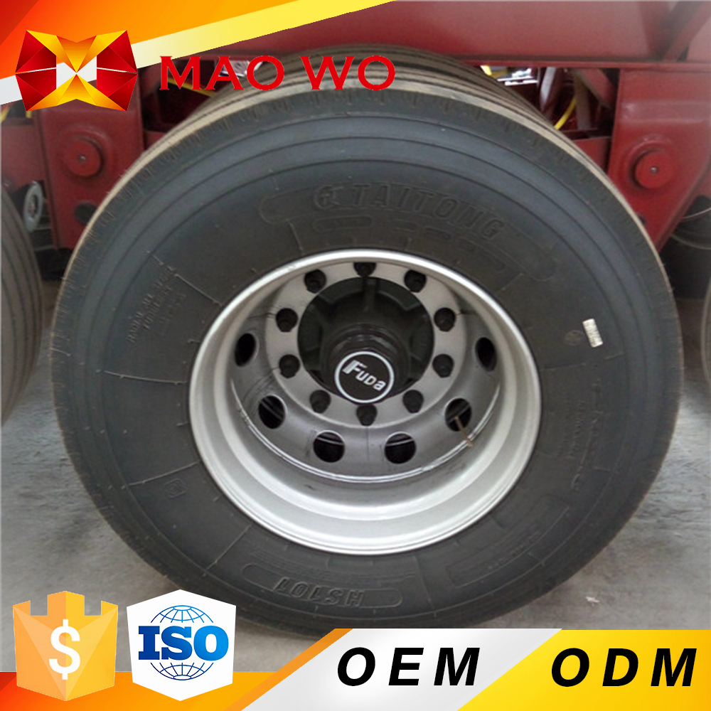 Best chinese brand new trailer tyre from with all certificates tires provider