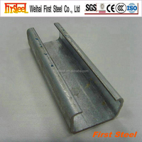 allibaba.com prime quality u c steel channel