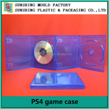 Hot welcome PS4 game box plastic personalized game case