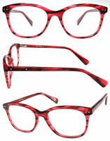 Wholesale designer fashion optical frames korea acetate