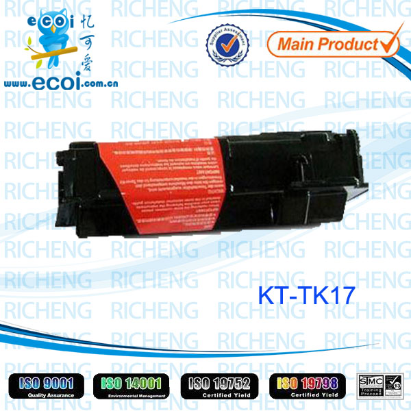 Compatible TK17 for use on Kyocera from china wholesale distributor