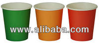 7,5 oz Paper Cups for Hot Drinks