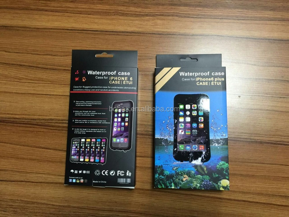 Factory Supply price Lifeproofing Waterproof Fre Case For iPhone 6