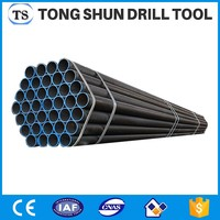 API 5CT N80 steel oil and gas well casing pipe