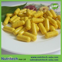 GMP Certified contract manufacturer Complex Vitamin B hard Capsules oem