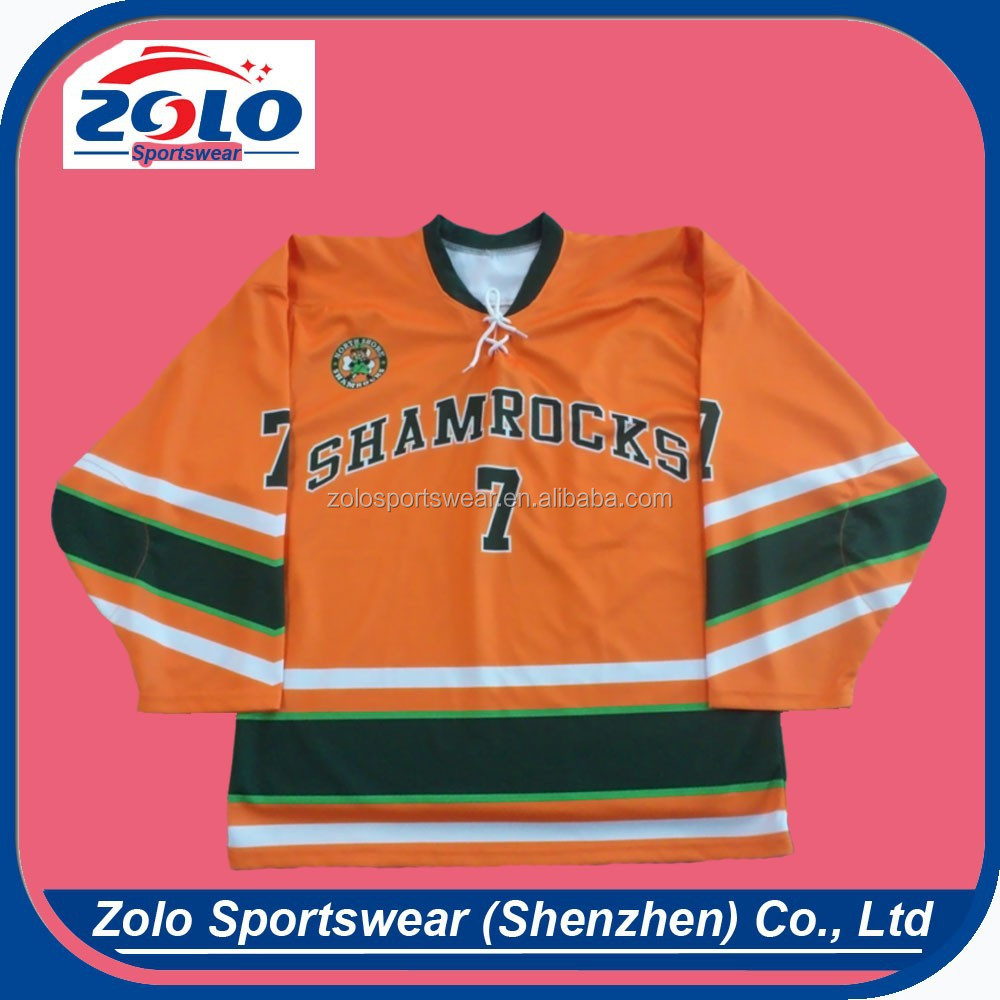 Custom made orginal 4xl hockey jersey, hockey wear, hockey shirts