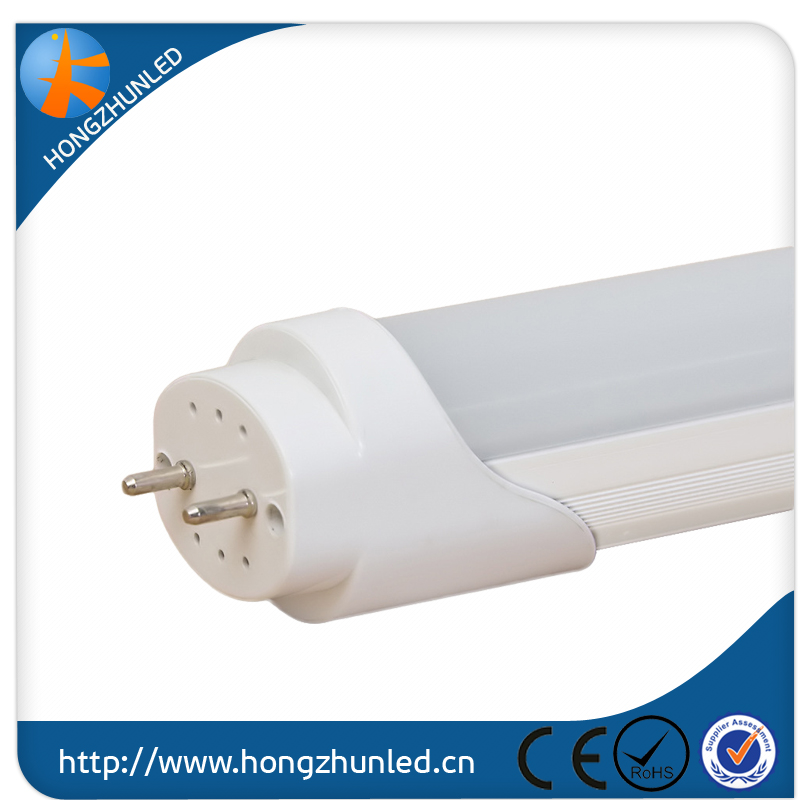 Zhongshan factory 10w ww tube8 led light tube waterproof CE ROHS approved