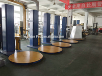 wrapping machine luggage with good price
