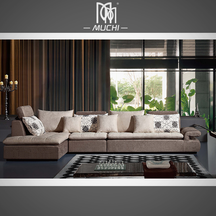 Rooms Sectional European Style Small Size 2016 Latest Design Sofa