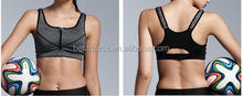 Women Yoga Bra Sports Bra Running Gym Fitness Athletic Bras Padded Push Up Tank Tops For Girls and Women ropa deportiva