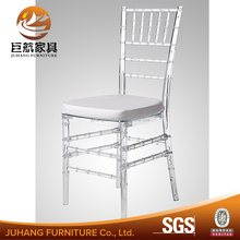 clear plastic used dental chiavari resin stackable party chairs for sale