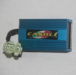 6-pin, Double Plug CDI Fit for GY6 150cc 200cc 250cc, Scooter Moped, Pocket Bike, Pit Bike, Dirt Bike, Motorcycle Spare parts.