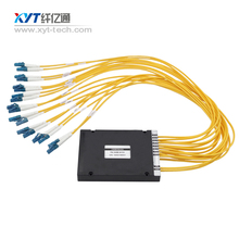 Fiber Optical Equipment Wavelength Division Multiplexer C+L band CWDM MUX/DEMUX Single /Dual Fiber multiplexer