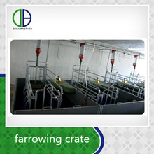 Hot sale farrowing house for pig farming equipment china factory for sale