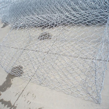 Anping best price high quality hexagonal Gaion wire mesh /galfan gabion