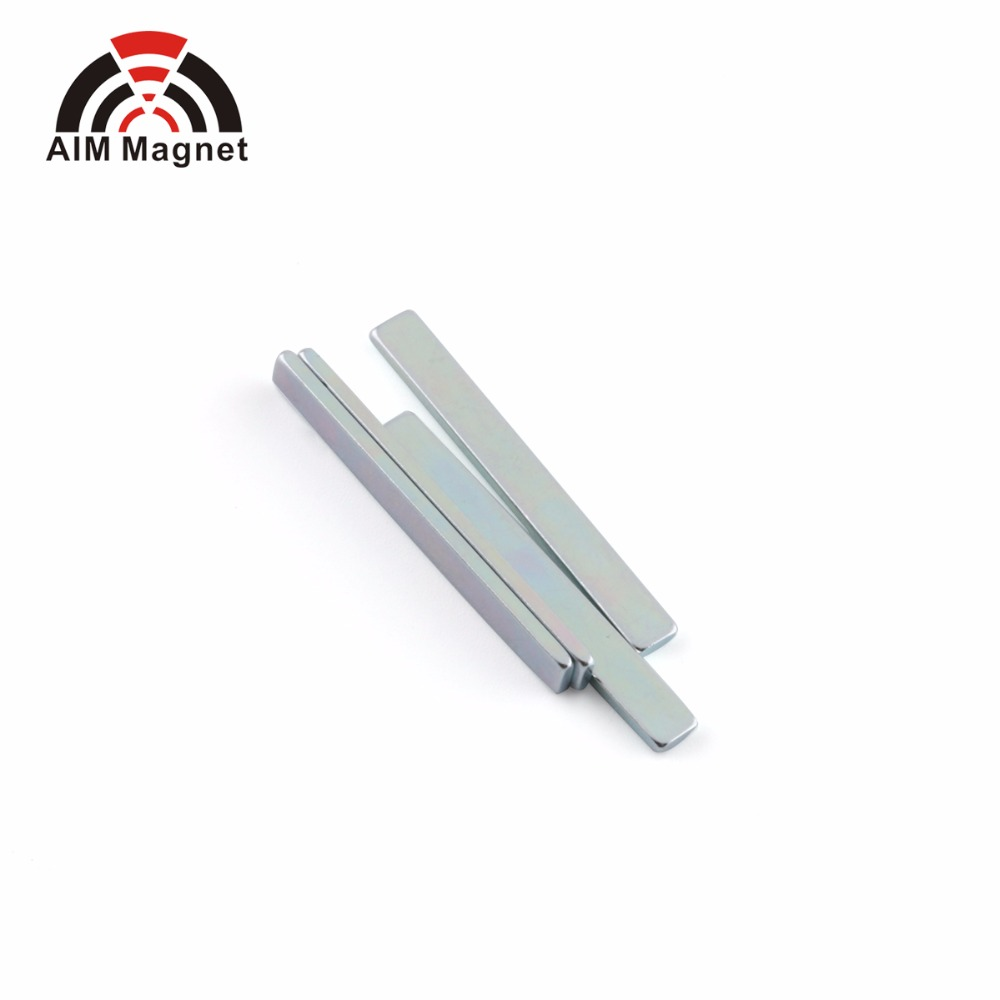 High Standard Sintered NdFeB Rare Earth N52 Neodymium Block Magnet