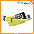 Lycra Sport Running Belt Reflective Running Waist Bag Money Belt