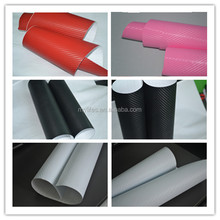 Good quality 1.52*30m adhesive decoration film car vinyl 3d carbon