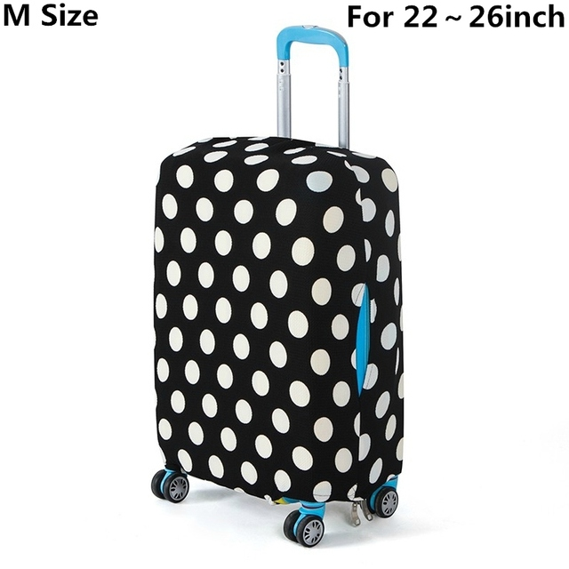 Go out on Road Travel Luggage Cover Antifouling Suitcase protective cover Travel Accessories Luggage Dust cover for 18~30inch