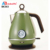 New design wholesale electric kettle 1.7L color changing electric stainless steel  kettle