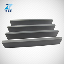 YG6X tungsten carbide plates / bars for cutting parts with best price