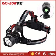 Multifunction Headlight 6 LED+ Q5 LED Headlamp Head Torch Lamp LED Flashlight linterna frontal for Hunting Fishing