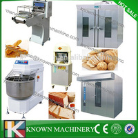Professional manufacturer supply bread baking equipment,bread baking line