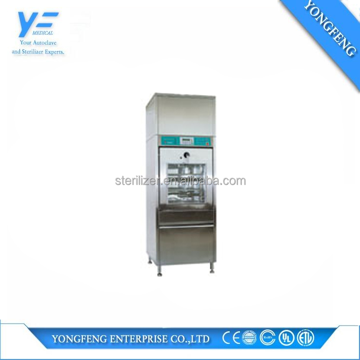 Double Door Stronger Cleaning Automatical Medical Washer Disinfector