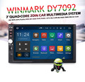 Android 2016 car dvd player gps navigation audio radio stereo quad core 16g