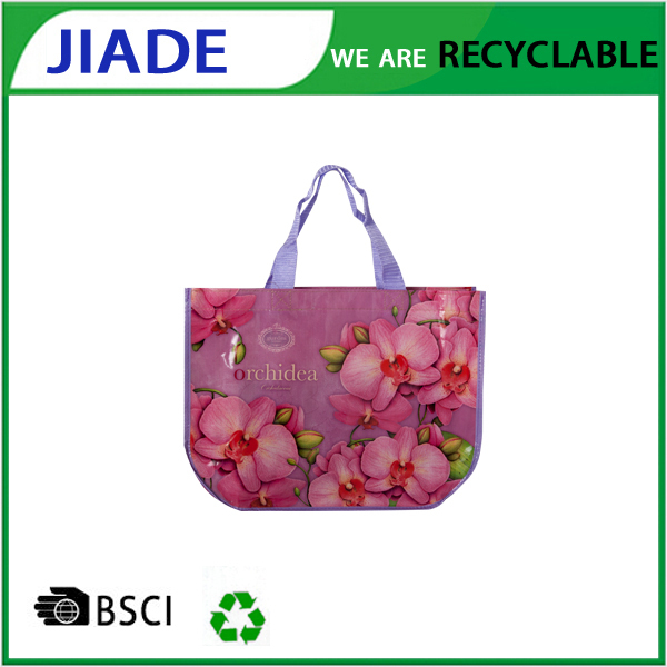 Storage totes promotional hemp shopping bags.non woven pp promotion bags.pictures printing non woven shopping bag