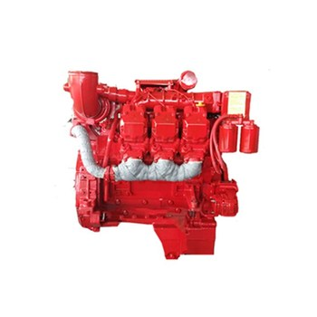 208KW Air-cooled Huachai HC6V132-F3P1 Pump set diesel engine