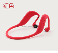 Hot sell beautiful 4.0 in-ear sport style super mini wireless bluetooth headset of best price