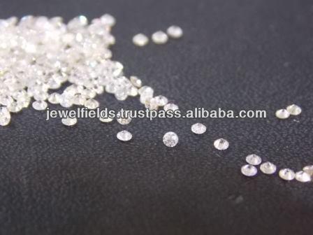 Diamond lots wholesale, round and princess cut