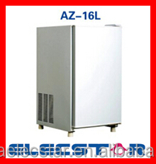 Built-in outdoor Ice Maker with 12kg Storage Capacity, 25kg Clear Cube Ice Production, outdoor Ice making machine