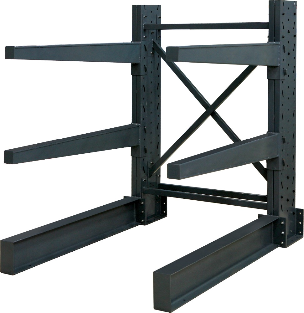 Cold storage shelves,Steel heavy duty shelf brackets warehouse storage cantilever racking