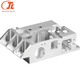 Mass production high precision CNC machining parts used all kind of steel and good service