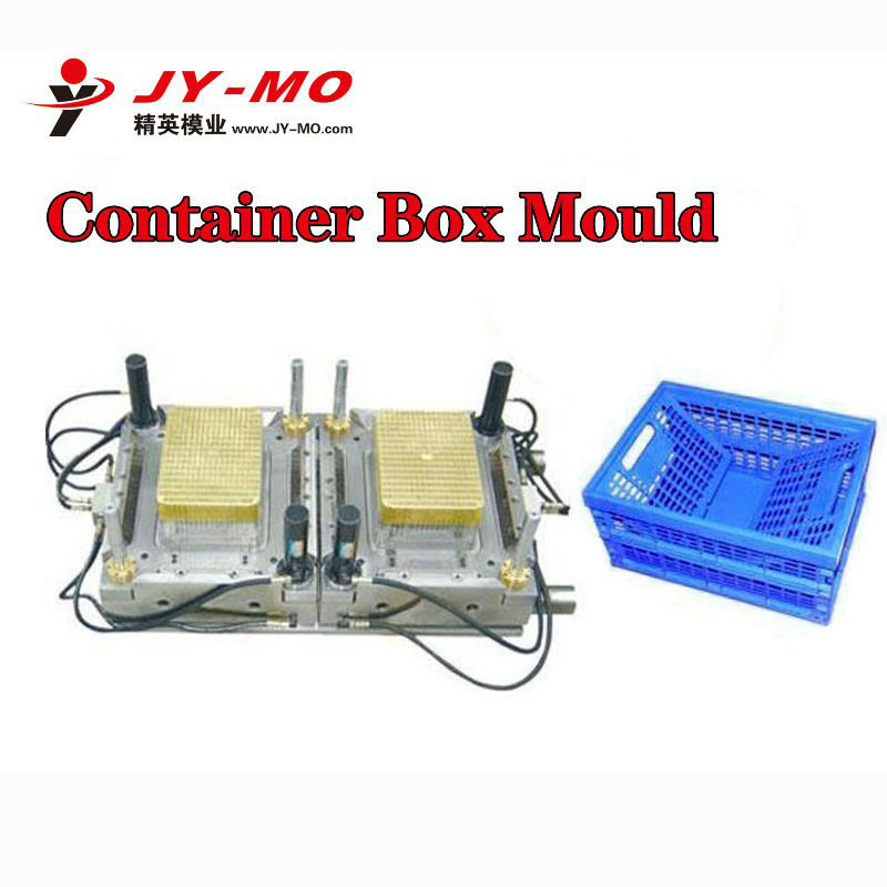 Plastic /injection/crate/turnover/container mould
