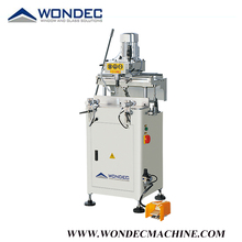 Aluminum Window Door Fabrication Machine Of Single Head Copy Routing Milling Machine