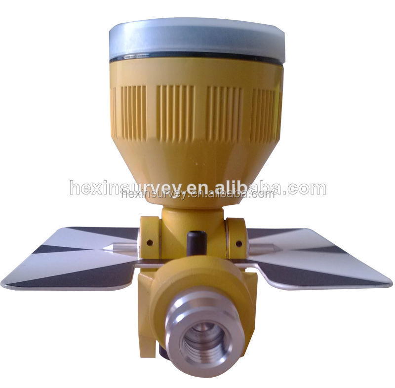 Total station reflective prism