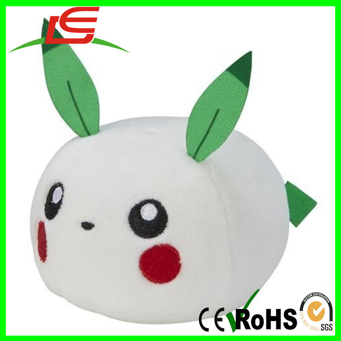 Pokemon Pocket Monster Plush Doll Pikachu Sticky Rice
