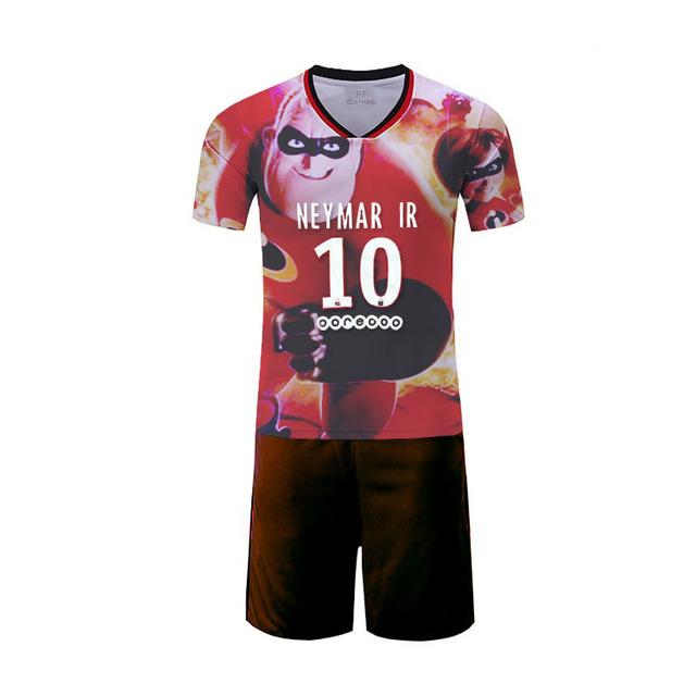 Custom soccer t shirt jerseys cheap football garment